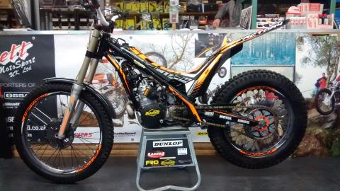 2017 Scorpa 300 Factory Trial