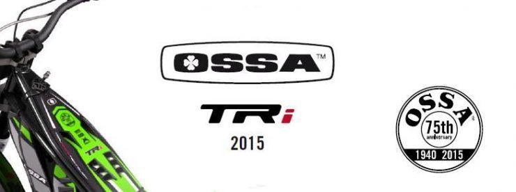 Ossa TRi 2015