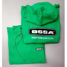 Ossa Green Hoodie