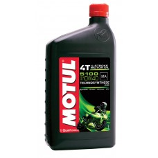 Motul 5100 10/40 4 T Oil