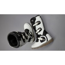 Rainers Trials Boots White