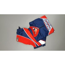 Trials Pants Stretch  Red/Blue/White