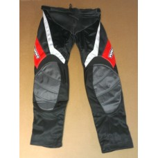 Cordura Pak Pants Red/Black/White