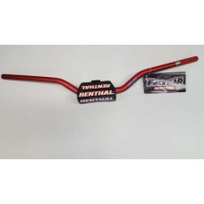 Renthal Trials Fatbar- Red
