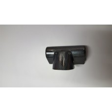 Carbon Fibre Look Rear Shock Muck Stopper